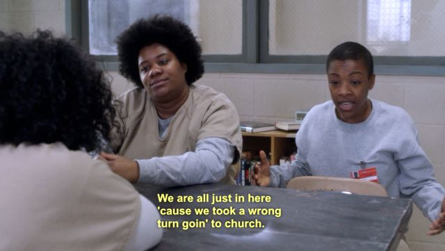 Orange is the New Black - Poussey