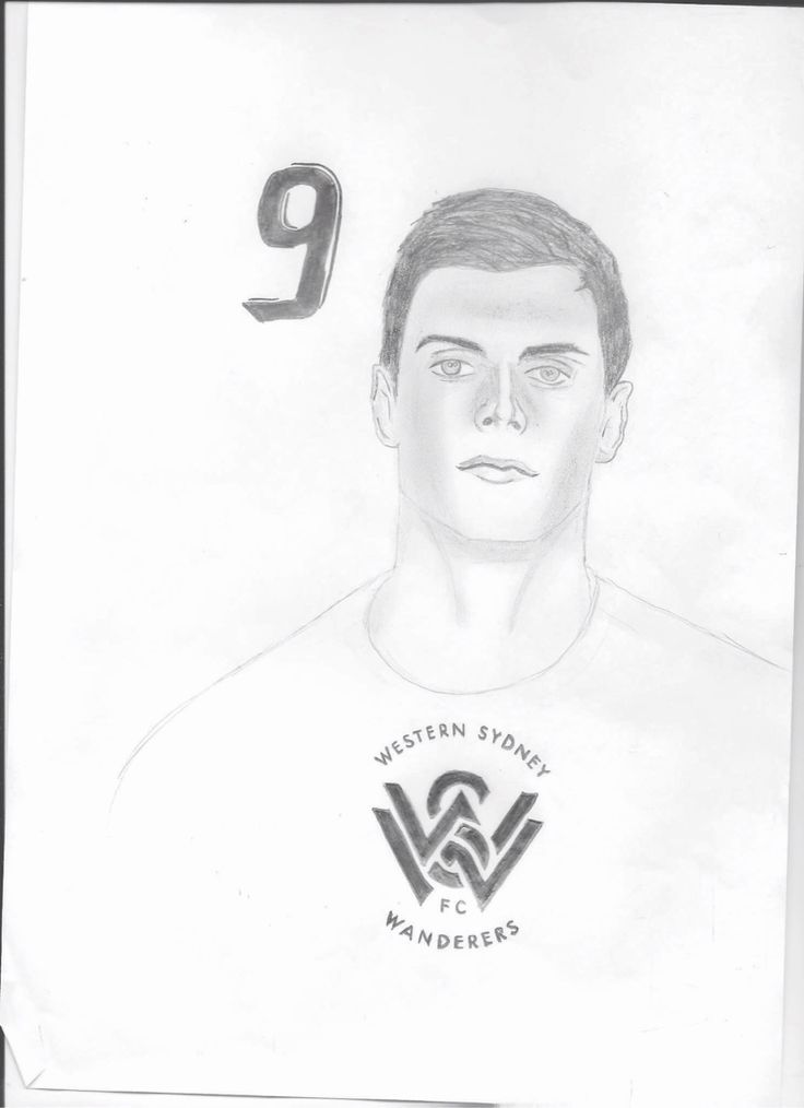 Tomi Juric striker for the Western Sydney Wanderers