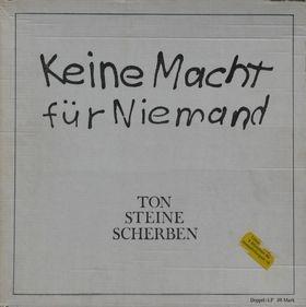 Ton Steine Scherben - Keine Macht für Niemand (1972)