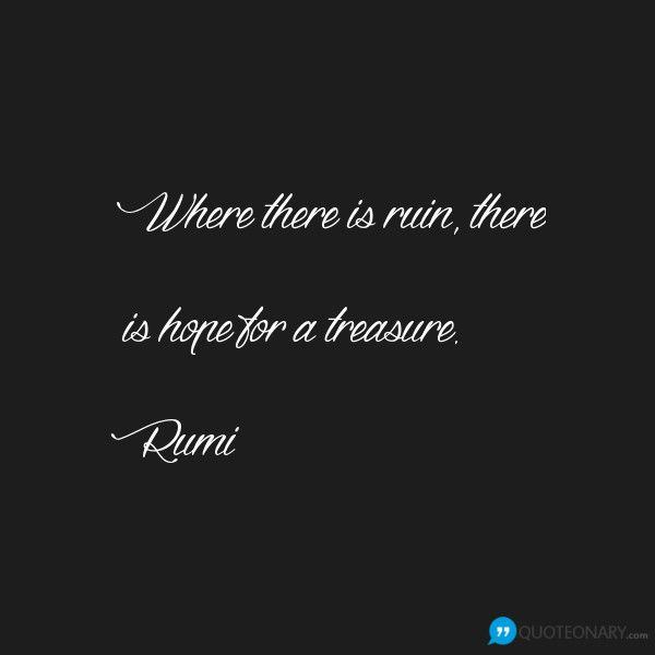 Rumi Inspirational Quotes To Share Quotesgram
