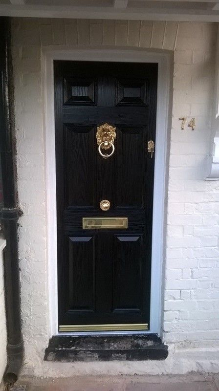 8 Best Images About Victorian Composite Door On Pinterest