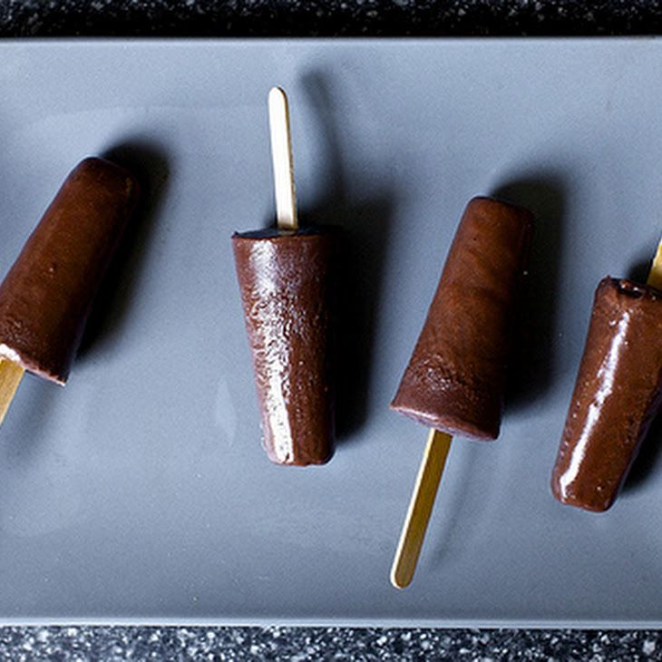Fudge Popsicles | Recipes: Dessert | Pinterest | Popsicles, Fudge and ...