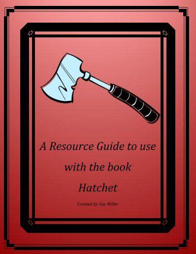 Hatchet Book Cover Ideas : Best hatchet book unit images on pinterest