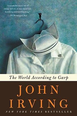 """The World According to Garp"" by John Irving (audiobook) on erinreads.com (2014)"