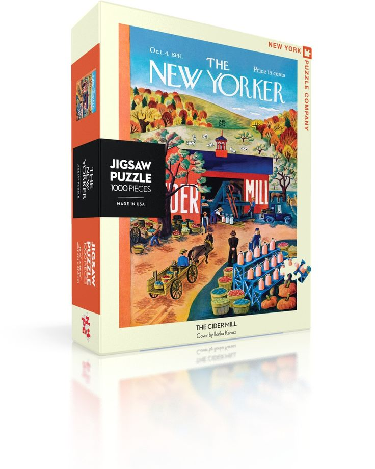 The Cider Mill 154 best New Yorker