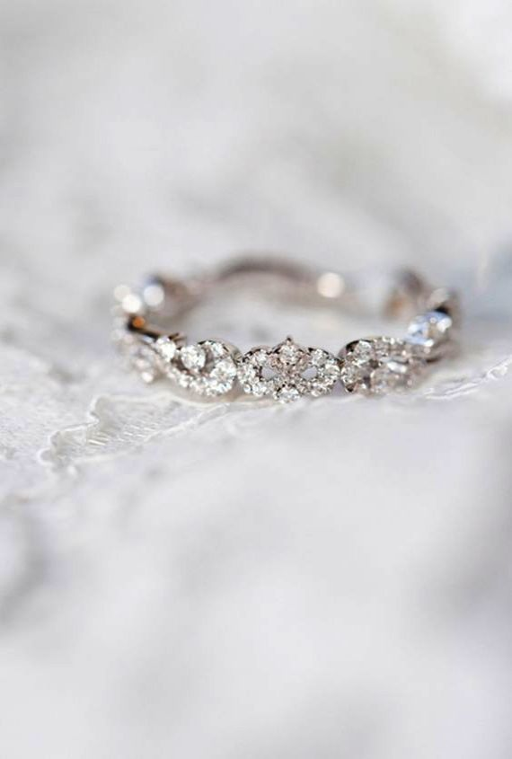 14k White Gold 5x10mm Marquise Moissanite Engagement Ring Set Wedding Ring Set Wedding Ring Diamond Band Wedding Ring Sets Bridal Ring Sets
