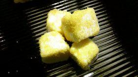 サイコロからすみクリームチーズ