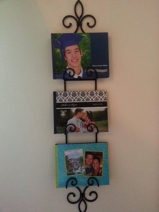 Awesome way to display Shutterfly photo album's!!
