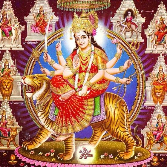 Maha Navratri begins this Saturday! It's the celebration of the goddess and will last for ten days this year. Follow the ashibox blog for daily posts on the festivities and what you can do to celebrate! Blog.ashibox.com. #omdumdurgayeinamaha #navratri #mahanavratri #navratri2016 #goddess #durga #goddesses #goddesslove #durgalove #durgapuja #prayers #meditation #india #indialove #yoga #yogalove #yogaeveryday #yogaeverydamnday #lifelove #ashibox