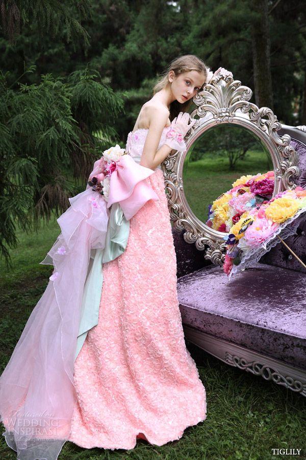 TIGLILY Spring/Summer 2015 Wedding Dresses | Wedding Inspirasi