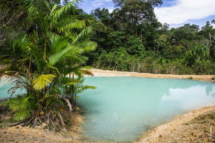 Lagoa Azul, Presidente Figueiredo – Amazonas