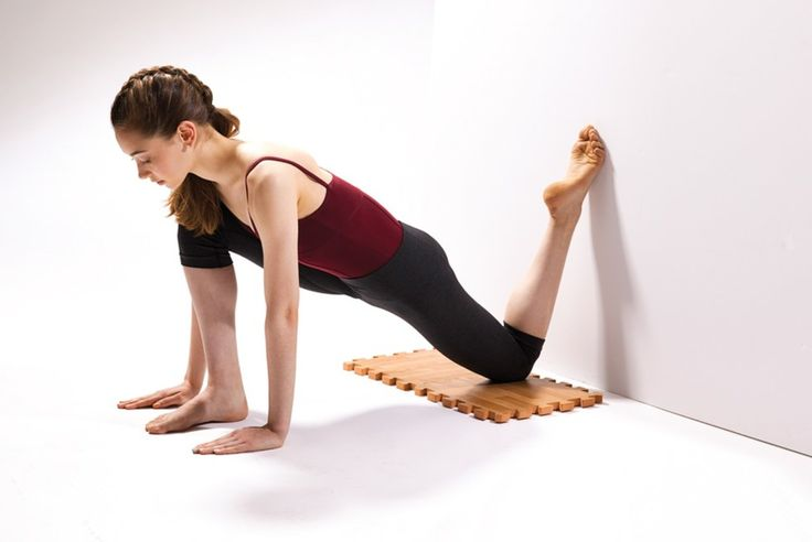 """Have you ever seen a ballerina's arabesque and thought, Wow, her back is so flexible—does she even have a spine? Believe it or not, a bendy back isn't the only key to a killer arabesque. """"Dancers who focus exclusively on stretching often fall into improper alignment, crunching the lumbar spine and s..."""