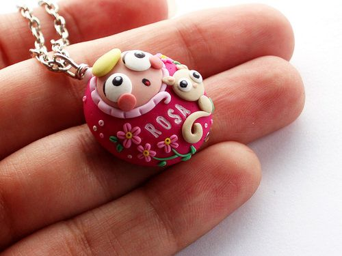 Special Custom Order: Rosa, by MemecoShop on Etsy