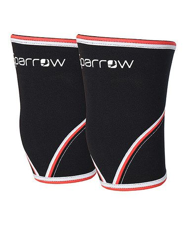 This Knee Support Compression Sleeve - Set of Two is perfect! #zulilyfinds