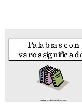meaning of spanish word essay (rae, see the 1st meaning of ese, esa, eso)  actually, the word ese originated  in mexico city as a urban slang used among kids in the.