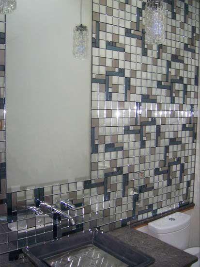 glass tile bathroom photos to spark your imagination