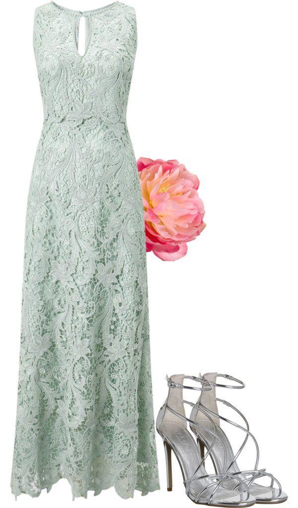 sage bridesmaid dresses - Lisa Sammons Events                                                                                                                                                                                 More