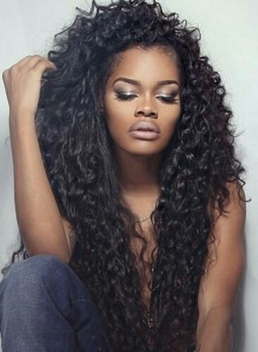 922 best b e a utiful ladies images on pinterest black for Teyana taylor tattoos