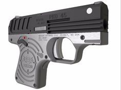 "The PKO-45 or Pocket 45, is the slimmest semi-auto .45ACP on the market at just 0.8"" wide and approximately 25 ounces."