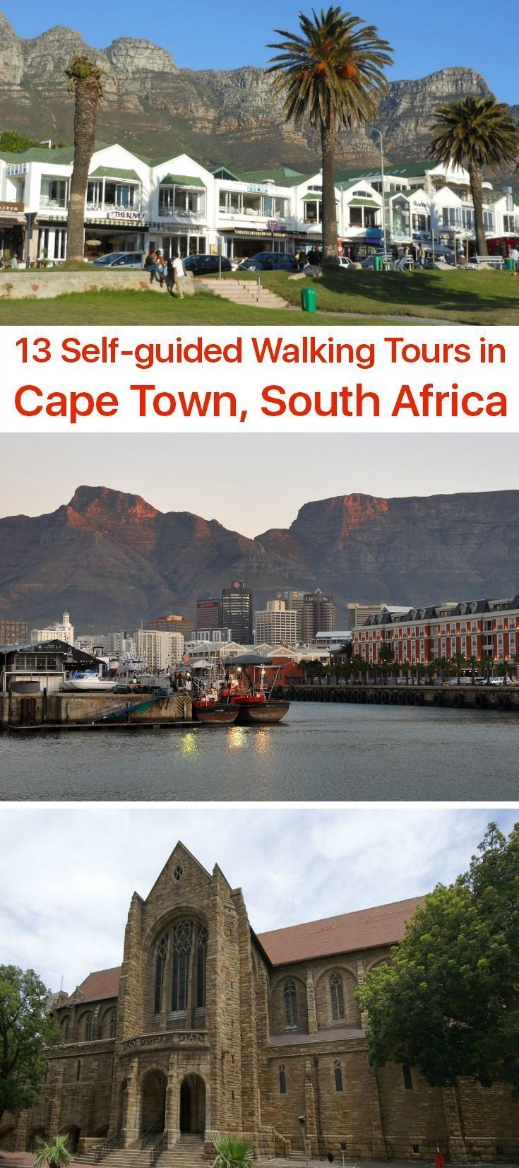 The city of Cape Town and the Cape of Good Hope are perhaps the two most prominent tourist destinations on the most south-western tip of Africa. Set against the backdrop of the magnificent Table Mountain, the city overlooks the eponymous Table Bay with Robben Island where Nelson Mandela once served his prison sentence.