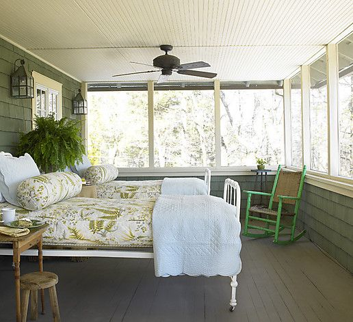 Sleeping Porch for cool summer nightsIdeas, Lakes House, Screens Porches, Sleeping Porch, Dreams, Sleepingporch, Beautiful Places, Screens In Sleep Porches, Summer Night