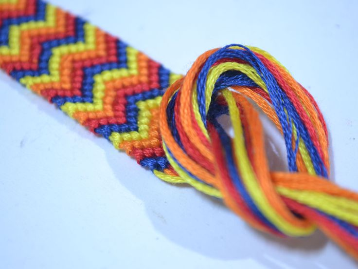 Chevron bracelets are very popular, especially as friendship bracelets. Giving your friends chevron friendship bracelets is a fun way to show them you care, or you can wear them yourself! Here are a couple of different methods to use when...