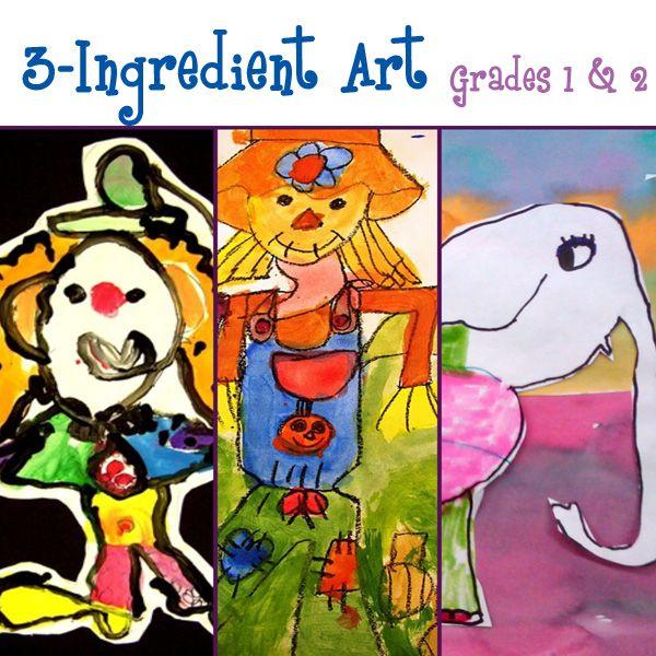 Art from Around the World | grade1 | Art lessons, Teaching