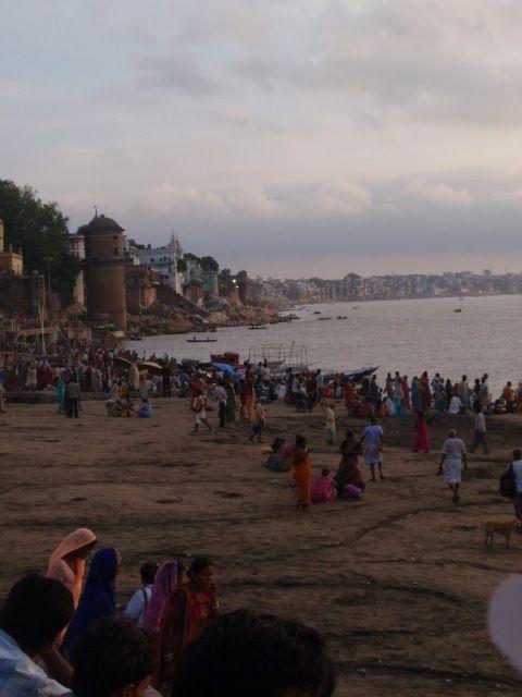 Varanasi eclipse