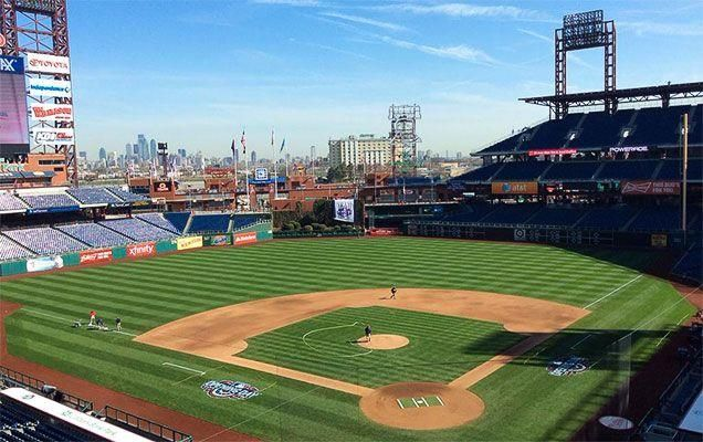 Where to Eat & Drink Near Citizens Bank Park, Home of the Phillies | pizza - Zagat