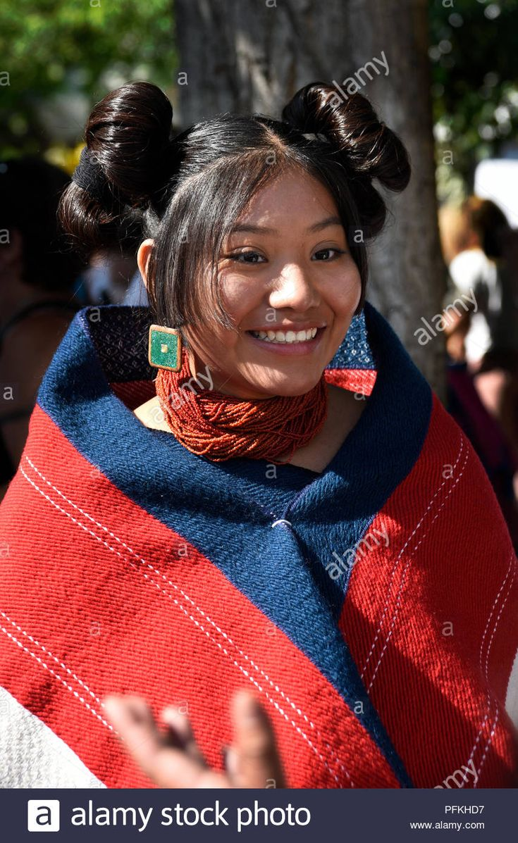 Indian Hairstyles Wedding Native American Native ...