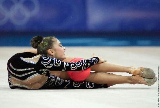 Alina Kabaeva from Russia | rhythmics gymnastics ...