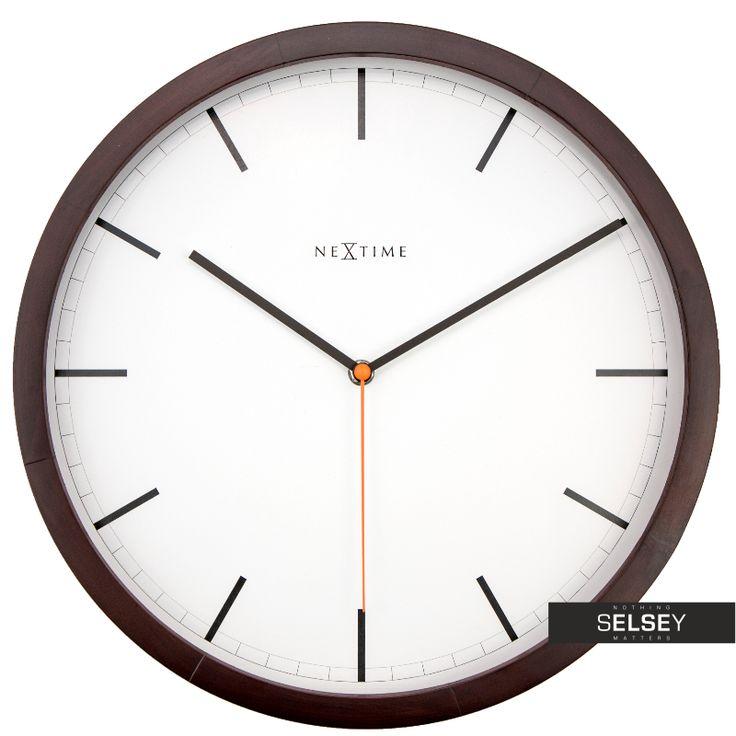 Klasyczny zegar ścienny #zegar, #clock, #selsey, #selseyliving