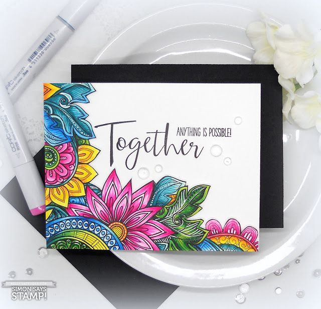Hello Crafters!      Are you as excited for STAMPtember as I am?!      I feel like it's taken forever to get here!   I'm so psyched to...