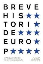 BREVE HISTORIA DE EUROPA - JEAN CARPENTIER, comprar el libro desde México en tu librería online mx.casadellibro.com