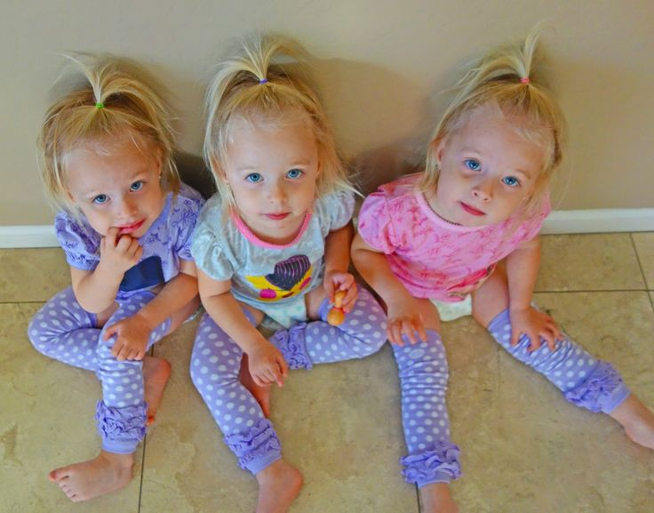identical triplet babies - photo #40