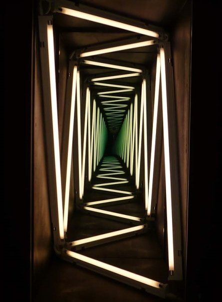 Inspiring #lighting #design by #IvanNavarro. Memorable walking path for your attendees