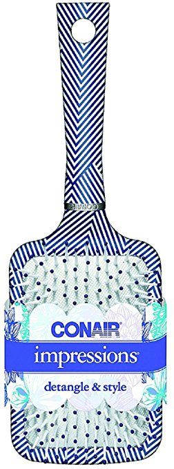 Conair Impressions Paddle Size 1ct Conair Impressions Paddle Brush Review
