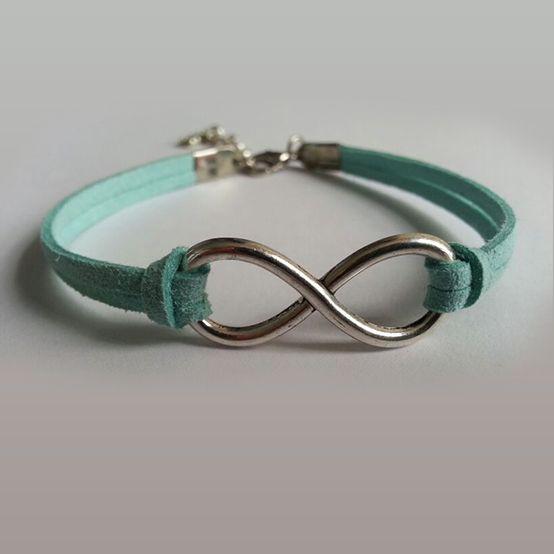 Bracelet Infinity Wrap