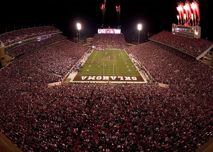 OU Football Games.... I'm going to miss football season... What will I do with my saturdays?