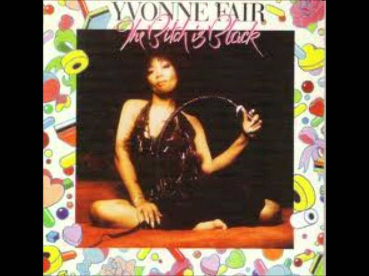 Yvonne Fair - Let Your Hair Down (from the album The Bitch Is Black) 1975