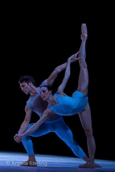"""PNB Dancers in Dawson's """"A Million Kisses to My Skin"""""""