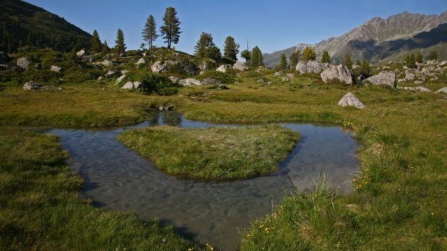 Jardin japonais :: Nendaz :: Tourisme :: Valais :: Suisse