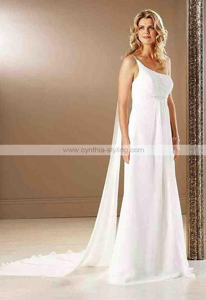 Maternity Beach Wedding Dresses