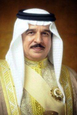 King Hamad of Bahrain