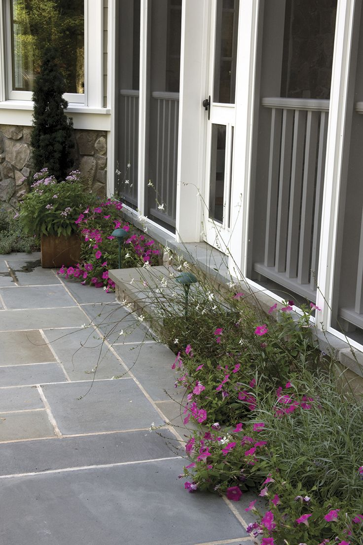 17 best images about screened porches patios on pinterest for Bluestone porch