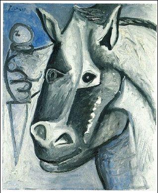 caballo picasso