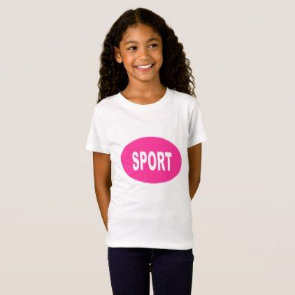 TEE-SHIRT    JERSEY   SPORT   CANDY T-Shirt - girl gifts special unique diy gift idea
