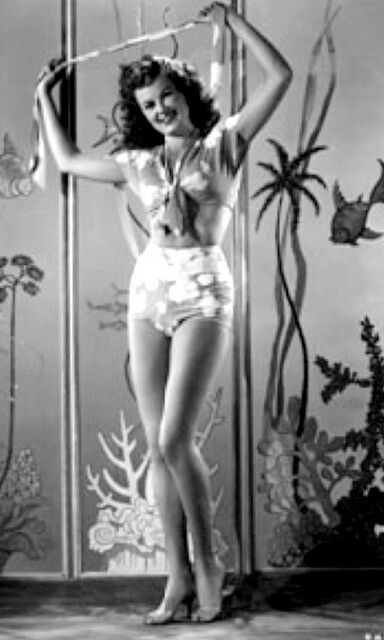 Barbara Hale Nude Pics 8