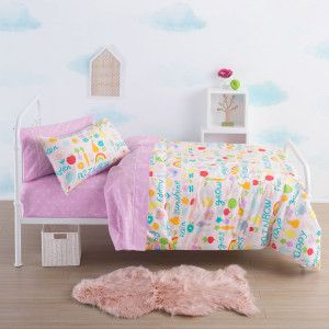 Garden Friends Bed Back by Squiggles
