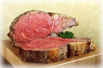 Professional Grilled Prime Rib - perfect everytime; great info for time & temp